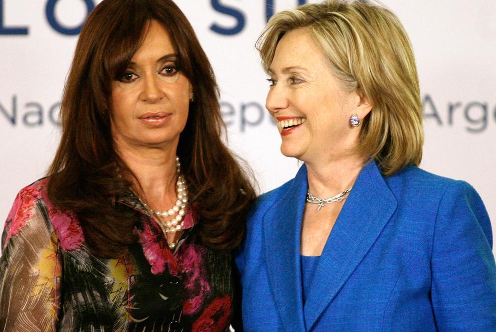 Hillary clintons lesbian affair