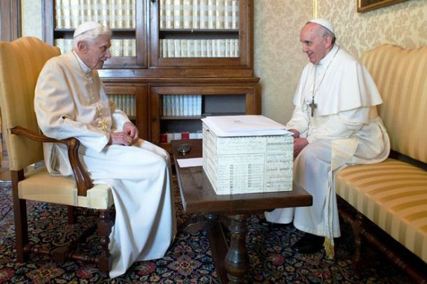Popes+Meet