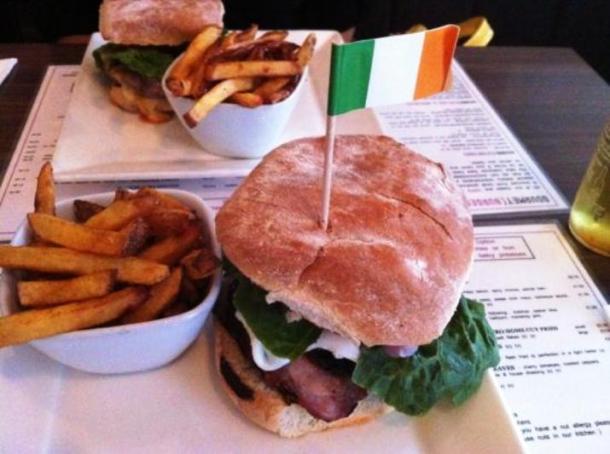 full-irish-burger