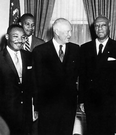 mlk-and-eisenhower1
